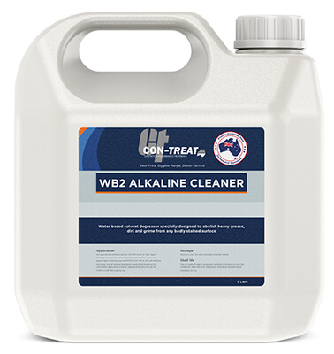 WB2 Alkaline Cleaner