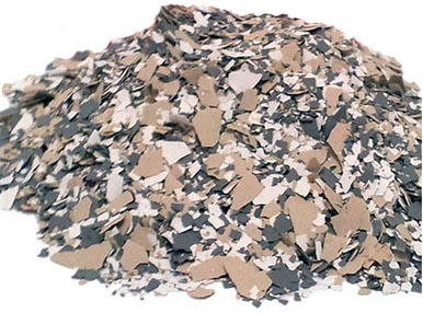 Epoxy Flake Chips