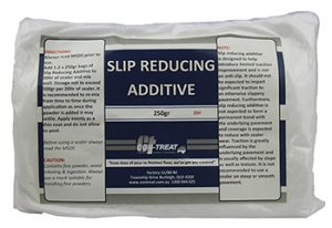 Slip Reducing Additive