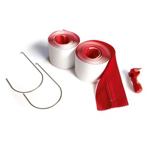 Zip Wall Zippers & Cutter
