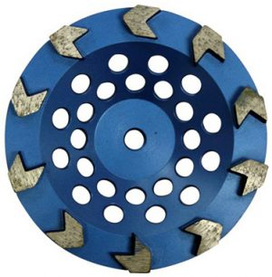 "7"" Arrow Wheels"