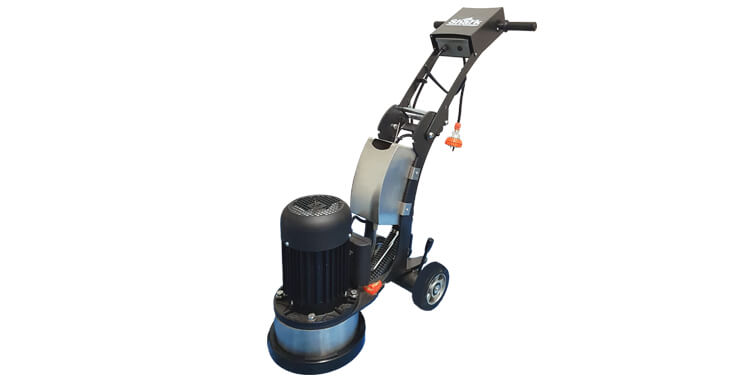 Shark S250 Concrete Grinder Compact And Aggressive It S