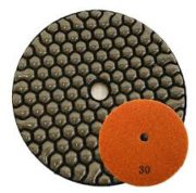 Resin Polishing Pad - Dry