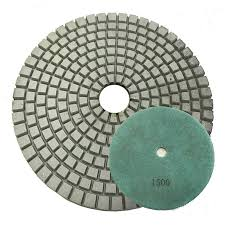 Resin Polishing Pad - Wet