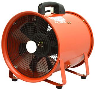 Axial Extraction Fan